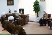 تصویری رپورٹ| آیت اللہ اعرافی کی زیر صدارت ایرانی دینی مدارس کا اعلی سطحی اجلاس منعقد