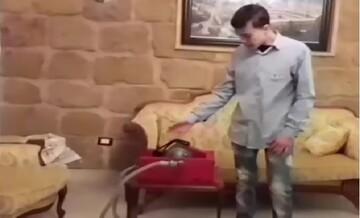 3 Students at Hezbollah School in Southern Lebanon invent ventilator, smart sterilizer