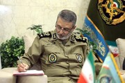سردار حجازی با شرافت و عزت به دیدار معبود شتافت