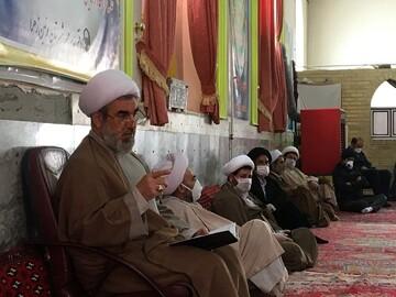 تشکیل قرارگاه مواسات مؤمنانه در بویین زهرا