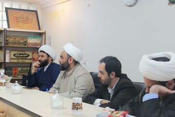 تصاویر/ نشست مدیر حوزه کردستان با معاونین