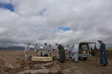 فیلم   از ضدعفونی معابر و تهیه ماسک تا تغسیل و تدفین اموات کرونایی