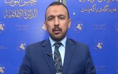 محمد البلداوی نماینده فراکسیون صادقون عراق