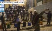 فیلم | خدمات گروه جهادگران سلامت شهرستان ابرکوه