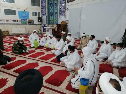 تصاویر شما/ مشارکت طلاب جهادی کشور در رزمایش همدلی و مواسات و مبارزه با ویروس کرونا