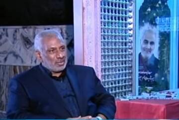 فیلم| بدون تعارف با دوست قدیمی حاج قاسم سلیمانی