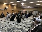 گزارشی از جهاد طلاب و روحانیون یزد در جبهه سلامت مردم