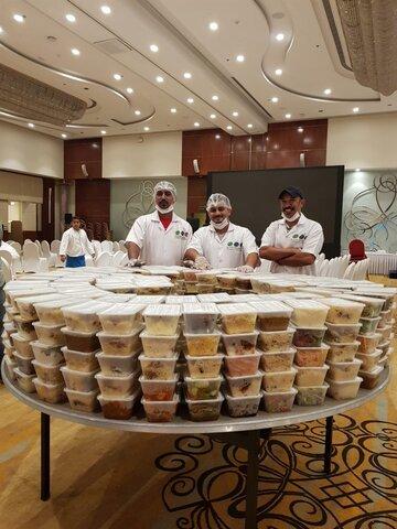 سنگاپور در ایام رمضان: روزانه ۱۵ هزار وعده غذایی برای افطار کارکنان بیمارستان