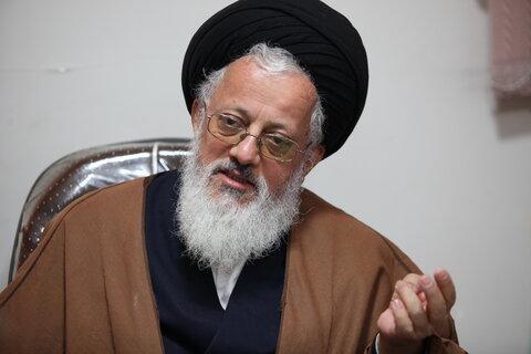 آیت الله سیدمجتبی حسینی