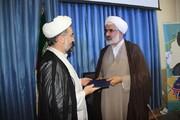 مدیر مرکز تخصصی کلام حوزه علمیه قزوین معرفی شد