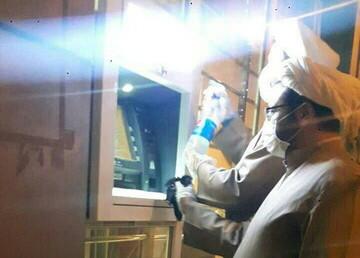 طلاب جهادی کبودرآهنگ در خط مقدم حفظ سلامت مردم