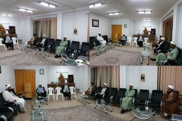 پنجمین جلسه شورای نهادهای حوزوی کرمان تشکیل شد