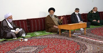 رزمایش مواسات با محوریت مسجد ریشه در روایات دارد