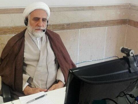 حجت الاسلام ملکی - معاون تهذیب حوزه های علمیه