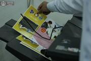 العتبة العلوية تتكفل بطباعة وتجهيز آلاف المطبوعات التثقيفية لدعم إجراءات الوقاية من فيروس كورونا