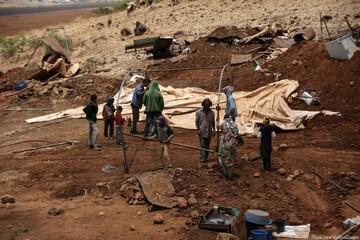 رژیماسرائیل ساخت مسجد در شمال دره اردن را متوقف کرد