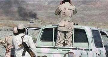 استشهاد أحد قوات التعبئة في منطقة سراوان جنوب شرق إيران