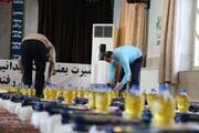 نماهنگ   رزمایش انفاق مومنانه طلاب تبریز