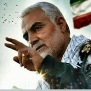 نامه شهید سلیمانی به فرمانده فلسطینی: امیدوارم در راه قدس شهید شوم +تصویر
