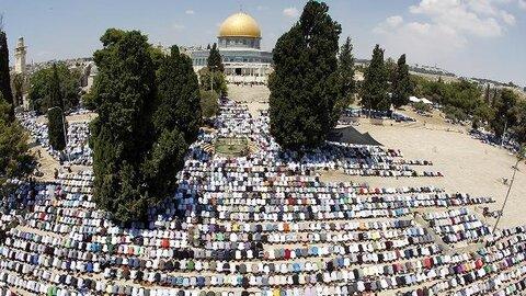 تور واقعیت مجازی رایگان مسجد الاقصی و اماکن مقدس بیت المقدس در رمضان