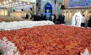 اهدای ۳ هزار و ۲۹۳ بسته حمایتی به خانوادههای نیازمند بوشهر