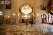 العتبة العلوية تستعد لاحتضان الختمات القرآنية في شهر رمضان المبارك