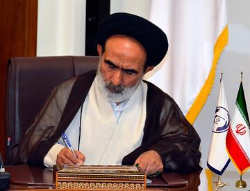 قدردانی رئیس مرکز خدمات از نماینده ولی فقیه و طلاب جهادی استان خوزستان