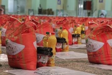 توزیع ۵۰ هزار بسته معیشتی در رزمایش مواسات خوزستان