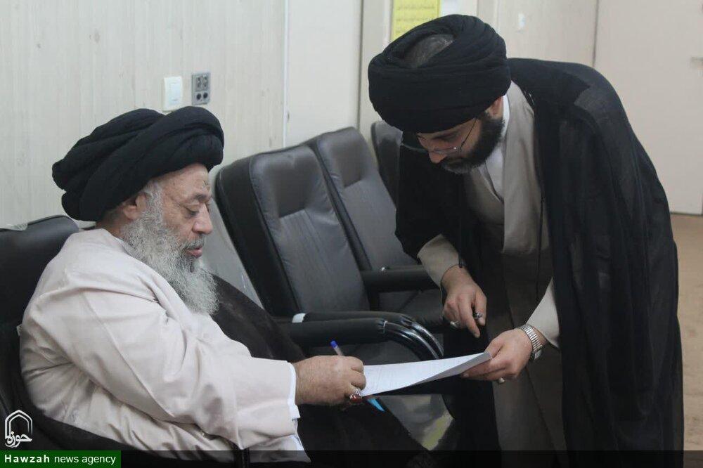تصاویر/ دومین جلسه شورای حوزه علمیه خوزستان