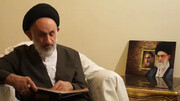 شرح ادعیه ماه رمضان توسط استاد حوزه علمیه تهران
