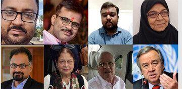 Eight professor from the Indian Subcontinent have called for lifting of sections against Iran