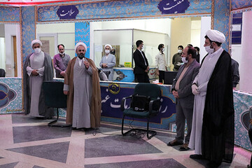 «رزمایش خدمات غیر حضوری مرکز خدمات» در مرکز خدمات استان قم آغاز شد