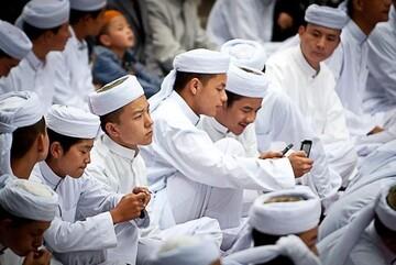 سنت های روزه داری مسلمانان در کشور چین