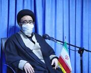 مشارکت امام جمعه تبریز در طرح اطعام مهدوی کمیته امداد