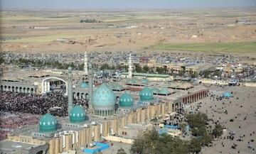 تشکیل رسته خادمان سلامت در مسجد مقدس جمکران