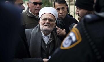 سازمان اطلاعات اسرائیل امام جماعت مسجدالاقصی را تهدید کرد