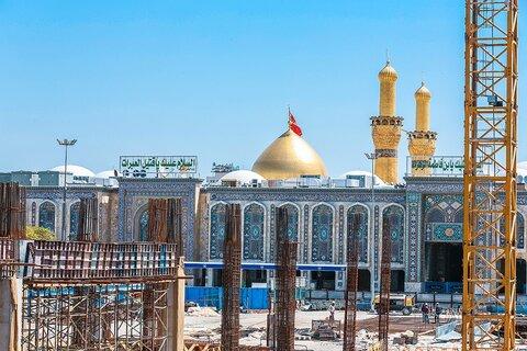 مشروع صحن العقيلة زينب (ع) بجوار مرقد الامام الحسين (ع)؛ معلومات وتفاصيل
