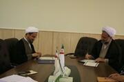 گسترش همکاری علمی دانشگاه باقرالعلوم(ع) و مدرسه عالی مطالعات اسلام و غرب
