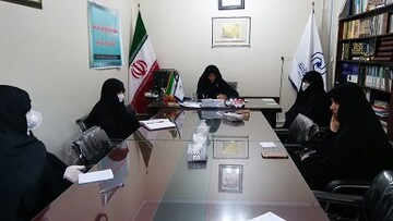 ۱۴۴۷ نفر در مدارس علمیه خواهران گلستان تحصیل می کنند