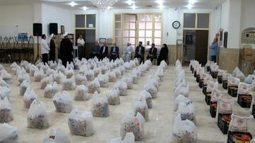 تصاویر/ رزمایش همدلی و مواسات مرکز نیکوکاری شهید نبیلو مسجد امام سجاد(ع)پردیسان