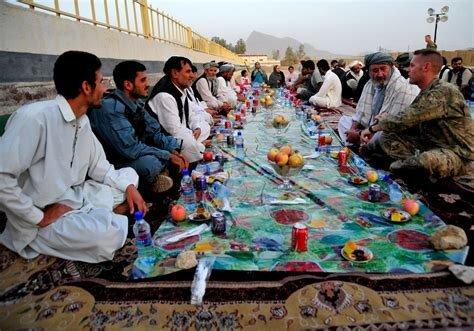 Traditions of Ramadan for Afghani people