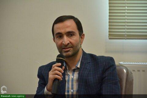 بالصور/ الاجتماع الأول لمجلس الزكاة لمحافظة أذربيجان الغربية في إيران للعام المقبل الشمسي