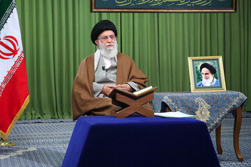 Whenever we became afraid of the enemy, we faced grave problems :Ayatollah Khamenei