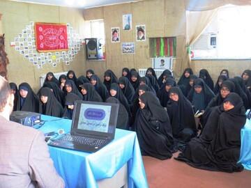تنها مدرسه علمیه خواهران مقطع سیکل مازندران طلبه می پذیرد