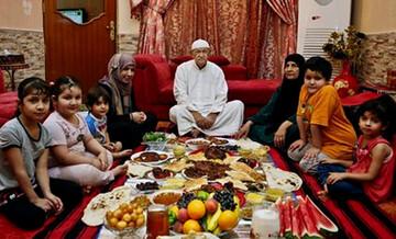 سنت های روزه داری مسلمانان عراق