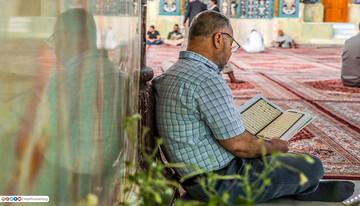 بالصور/ أجواء شهر رمضان المبارك في مرقد الإمام الحسين (عليه السلام)