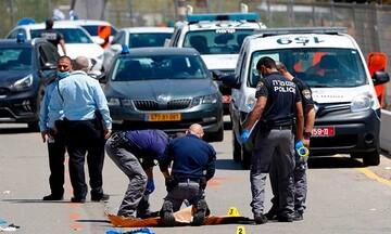 حمله انتقام جویانه جوان فلسطینی به پلیس رژیم اشغالگر