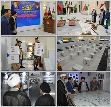 ضرورت اهتمام مسئولان نسبت به تجهیز و تکمیل موزه دفاع مقدس استان
