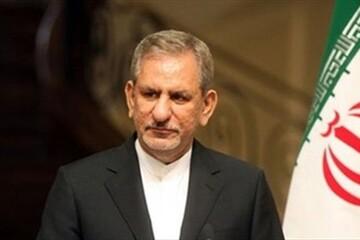 جهانگیری: اقتصاد ایران با وجود تحریمها، روی پای خود ایستاده است
