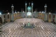 """تصاویر/ رزمایش """"کمک مؤمنانه"""" در حرم حضرت  هلال بن علی(ع) آران و بیدگل"""